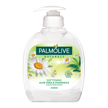 Palmolive Aloe Vera with Chamomile Liquid Hand Wash
