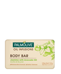 Palmolive Oil Infusions Body Bar Jasmine with Avocado Oil
