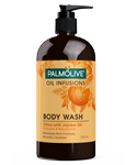 Palmolive Oil Infusions Citrus with Jojoba Oil Shower Gel