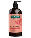 Palmolive Oil Infusions Rose with Macadamia Oil Shower Gel