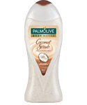 Palmolive Body Butter Coconut Scrub Shower Gel
