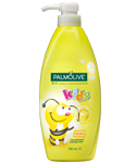 Palmolive Kids Funny Honey 3 in 1 Shampoo, Conditioner & Body Wash