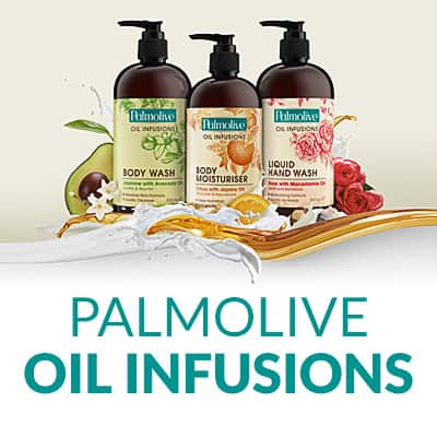 Palmolive Oil Infusions