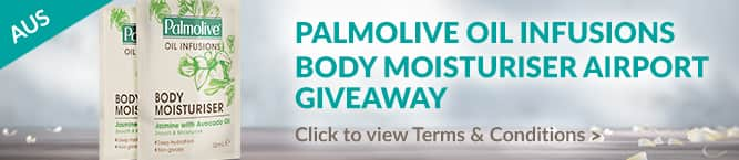 Palmolive Sachet Product Giveaway Offer Gift with Purchase