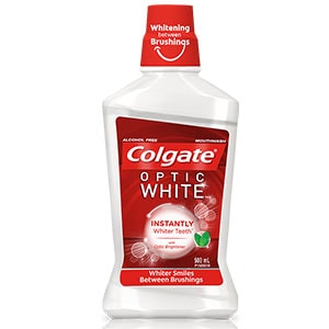 Colgate Optic White® Mouthwash