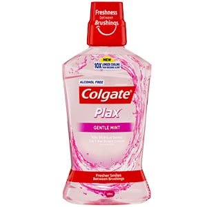Colgate® Plax® Gentle Care Mouthwash