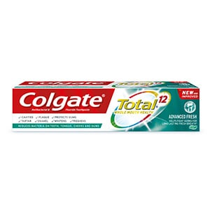 Colgate Total® Advanced Fresh toothpaste