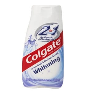 Colgate® 2 in 1 Whitening