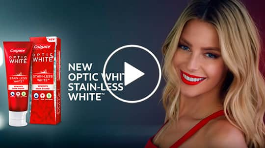 Colgate® Optic White™ Stain-Less White™