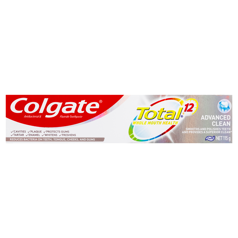 Colgate Total Advanced Clean Toothpaste