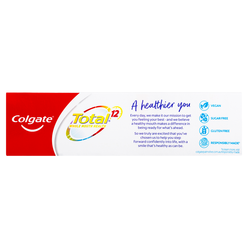 Colgate Total Advanced Fresh Toothpaste